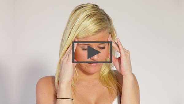 nakke svimmelhet hodepine video