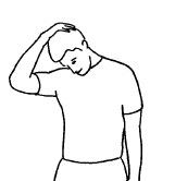 Øvelse mot nakkesmerter